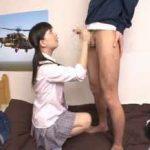 【連続射精】イジメっ子JKがM男を暴虐。センズリさせて理不尽に連射責め【センズリ鑑賞】