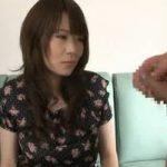 【センズリ鑑賞】巨乳のエロいお姉さんが興奮してお手伝い