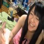 【オナホ手コキ】無垢な童顔美少女を前に2連射して大満足昇天した変態おじさん【フェラ抜き】