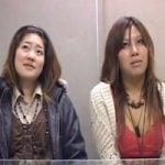 【センズリ鑑賞】初めてのセンズリ鑑賞に臨む素人女性