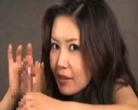 【亀頭責め】亀頭ばかりなぶる痴女 坂本梨沙