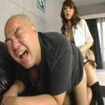 【ペニバン責め】「痛い!痛い!」ぺニバンJKにケツマンコを強引に犯される…【罵倒】