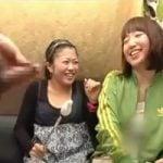 【センズリ鑑賞】センズリチンポを終始笑顔で見つめ続けた仲良しJD二人組
