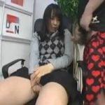 【センズリ鑑賞】下手くそな彼氏じゃ物足りない素人娘がセンズリ鑑賞で溜まっていた性欲を爆発させる!