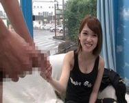 【手コキ】「強い女性にシてもらいたい…」激マブヤンキーナンパin北関東!草食男子のオナサポをしてくれた心優しいヤンキーお姉さん