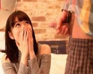 【センズリ鑑賞】女友達の見ている前でセンズリ射精出来たら3万円!ガチ友の男女に挑んでもらった結果www