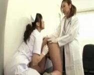 恥ずかしいけどなぜか興奮してしまう!美人女医たちに大事なところをグリグリ掘られる羞恥肛門治療の一部始終
