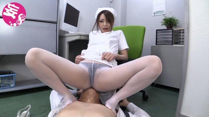 誘惑パンスト美痴女 桜井あゆ その2