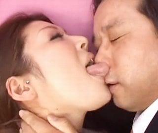 体臭を嗅ぎ合う変態男女