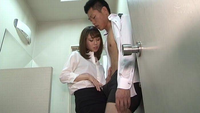オフィスレディM性感~会社で脳イキする男~ 北川ゆず その2