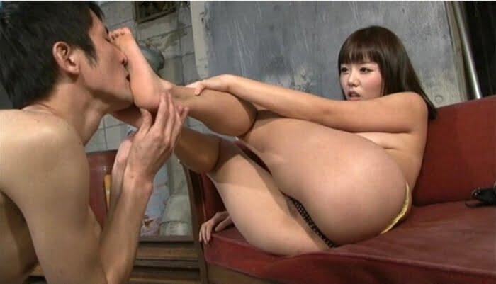 【新宿Mヤプー】監修 ネオ痴女『浜崎真緒』 甘い体臭体液足臭責め その3