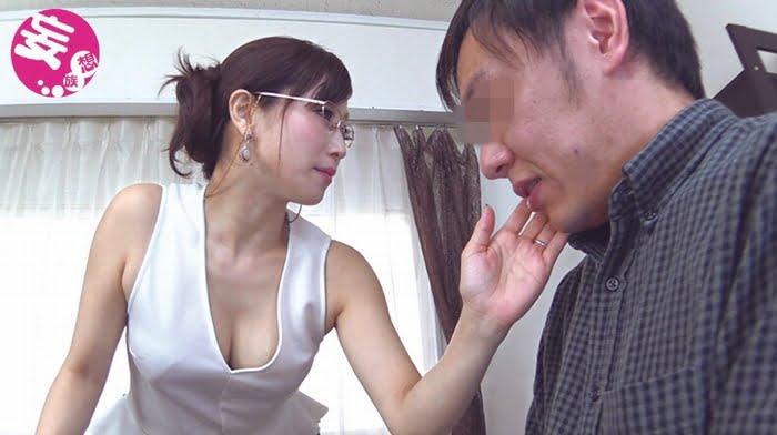 お下劣熟女のド淫語とちんぐり返しアナル舐め手コキ その8