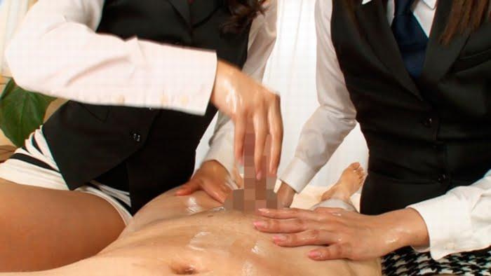 癒し効果抜群の亀頭責めで快楽射精に誘う亀頭セラピスト その18