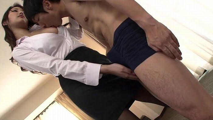 連続射精&連続男の潮吹きさせられたⅯ男 その1